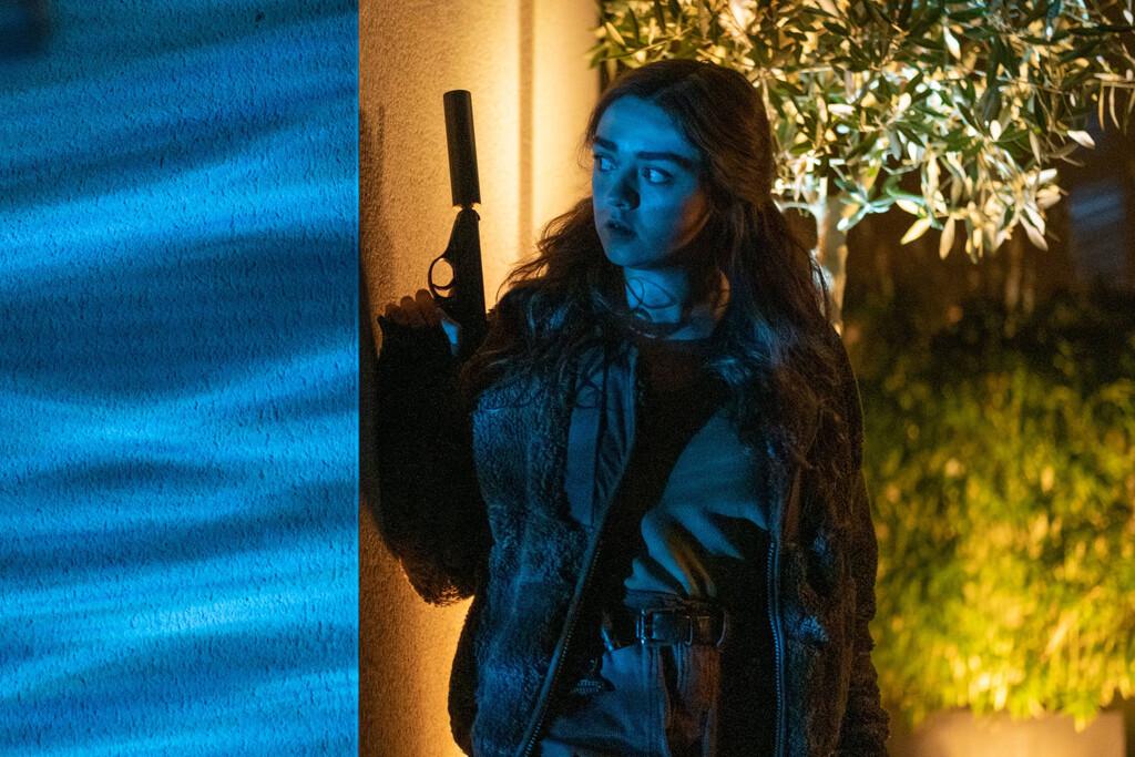 'Two Weeks to Live': Maisie Williams sale del bosque en busca de venganza con una estupenda comedia de HBO