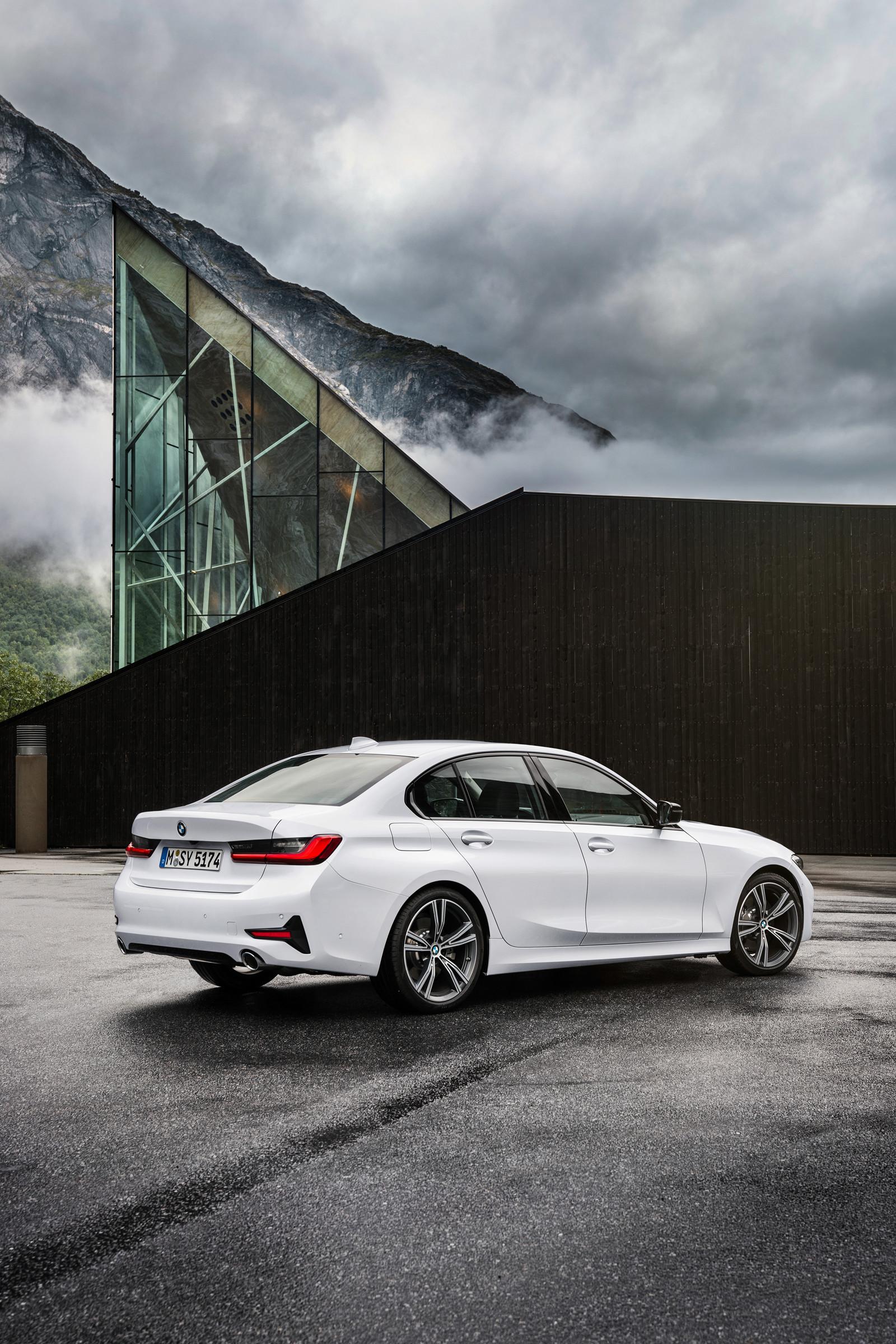 Foto de BMW Serie 3 2019 (58/131)