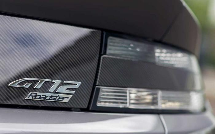 Foto de Aston Martin Vantage GT12 Roadster (6/12)