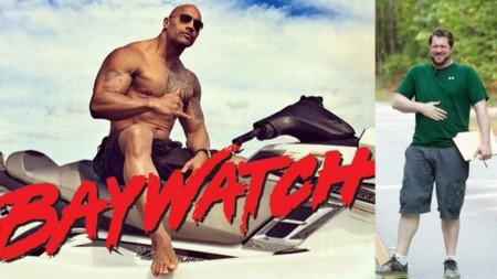 'Los vigilantes de la playa', ya hay director para la película con Dwayne Johnson
