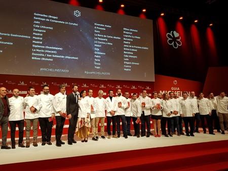 Estos son los 20 nuevos restaurantes con estrella Michelin: cómo son, dónde están, cuánto cuestan