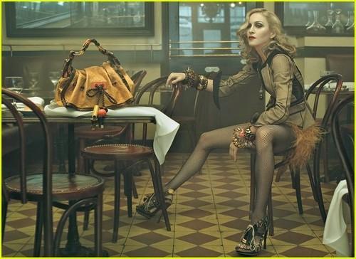 Foto de Madonna para Louise Vuitton (1/2)