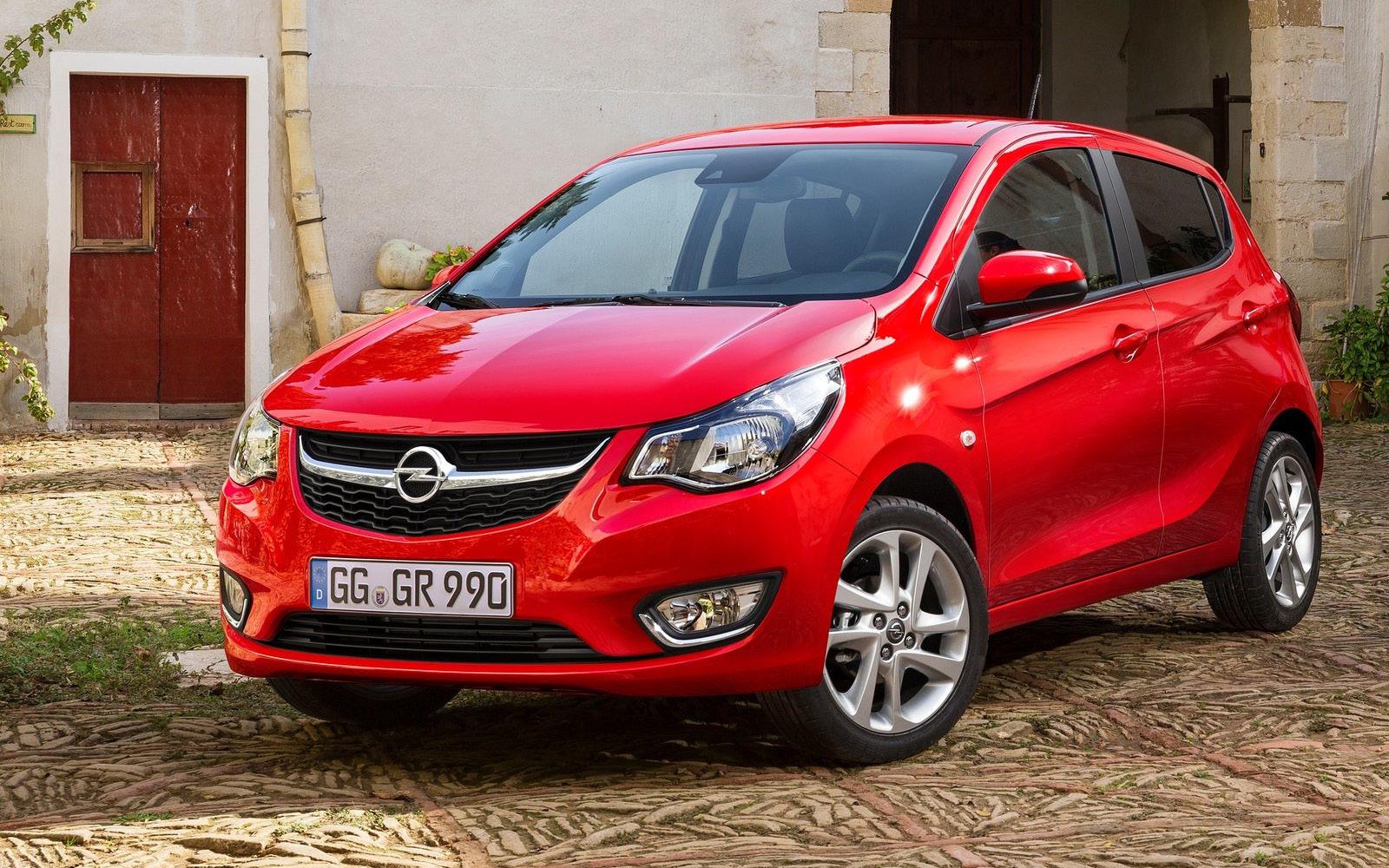 Opel Karl 13 15