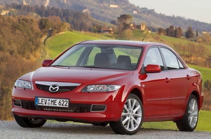 Serie limitada Mazda6 I-Tech