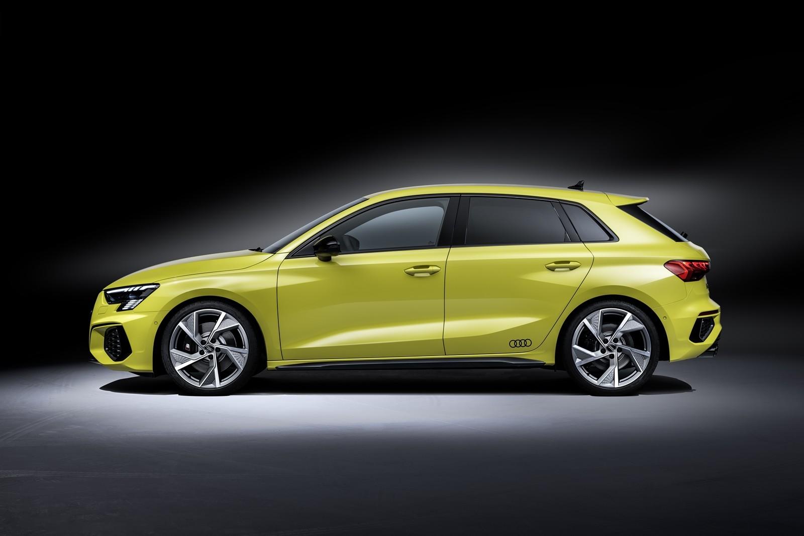 Foto de Audi S3 2020 (39/54)