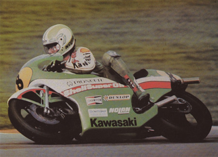 Kork Ballington Kawasaki South Africa