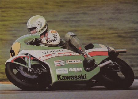 Kork Ballington Kawasaki South Africa