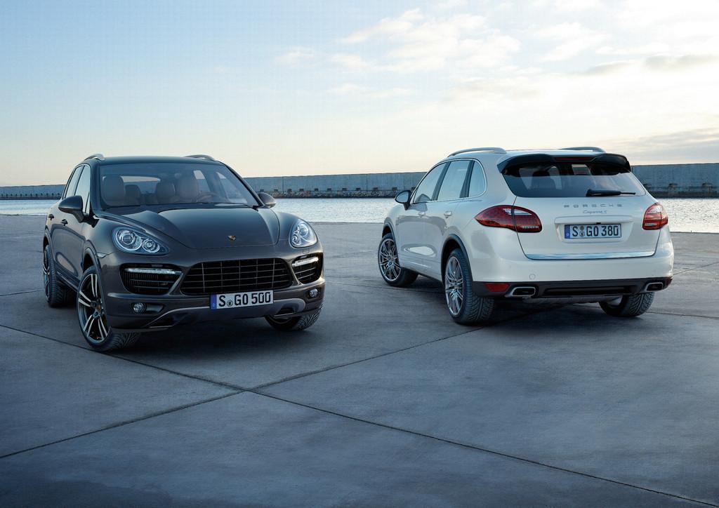 Foto de Porsche Cayenne 2010 (1/16)