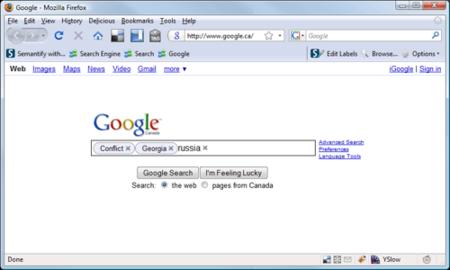 Semantifind, añadiendo algo de semántica a Google