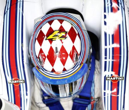 Gran Premio Mónaco - Cascos 2014