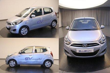 Hyundai se apunta a la carrera de los eléctricos