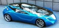 Soñando con el Acura NSX del futuro