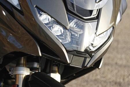 BMW está trabajando en reflectores de radar de inspiración náutica para hacer a las motos más visibles