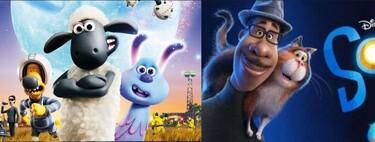 Las películas familiares y de animación nominadas a los Oscar 2021 y dónde puedes verlas