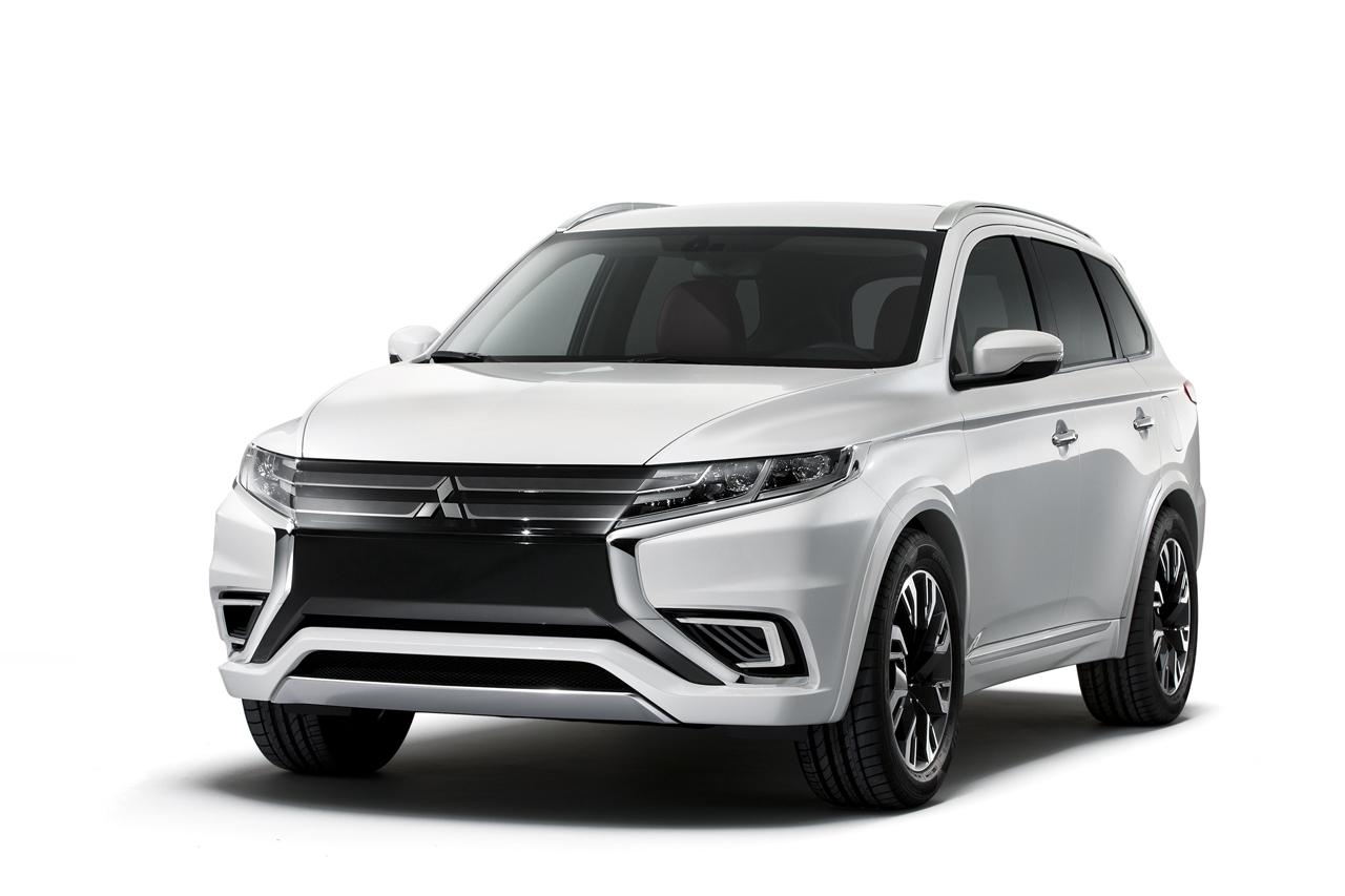 Foto de Mitsubishi Outlander PHEV Concept-S (8/49)