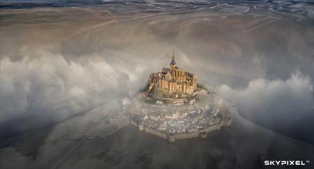 Estas son las 13 mejores fotos aéreas de 2018 desde un drone, según el SkyPixel Aerial Storytelling Contest