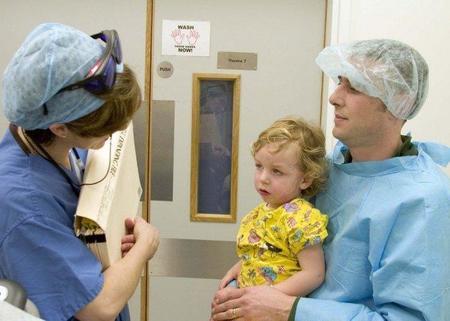 Se prepara una guía sobre cáncer infantil