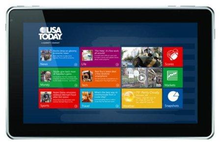 Acer y Lenovo esperarán a Clover Trail de Intel para sus tablet con Windows 8