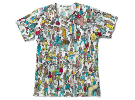 Comme Des garcons Wally 2