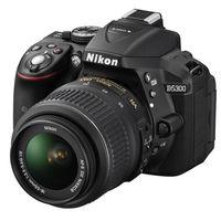 Por sólo 389,99 euros, te puedes hacer con una reflex como la Nikon D5300, ideal para comenzar a tomarte en serio la fotografía