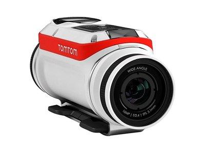 TomTom Bandit, una cámara de acción diferente, por sólo 199,99 euros hoy, en Amazon