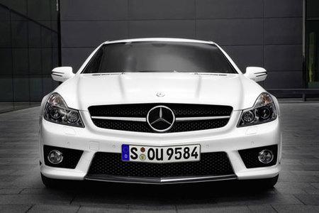 Mercedes-Benz SL 63 AMG Edition IWC