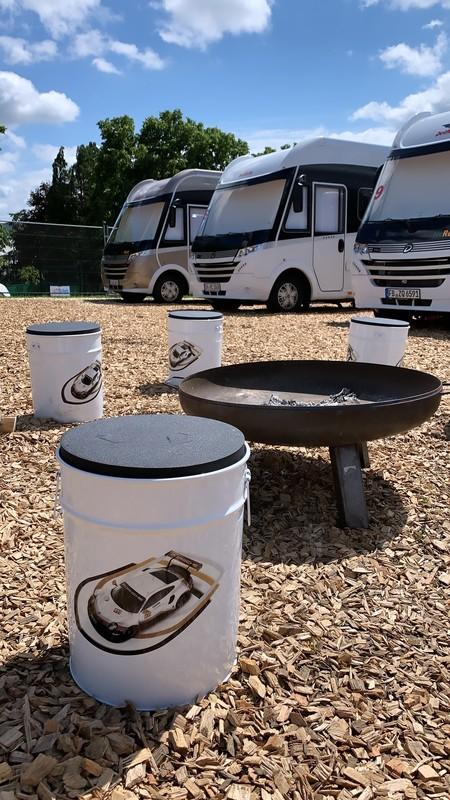 Caravan Camp Porsche