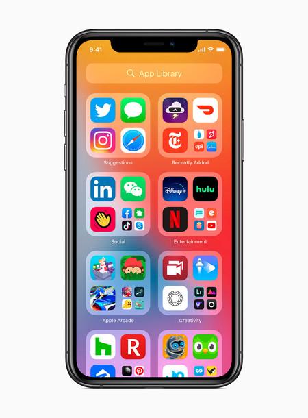 iOS 14 todas las novedades
