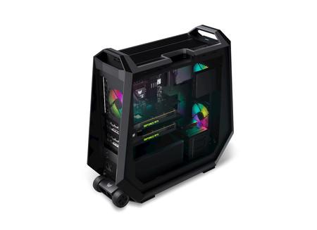 Acer Predator Orion 9000: un PC gaming imponente que presume de tener hasta dos RTX 2080 Ti y un sistema de refrigeración líquida