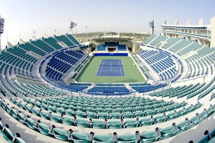 Abu Dhabi International Tennis Complex