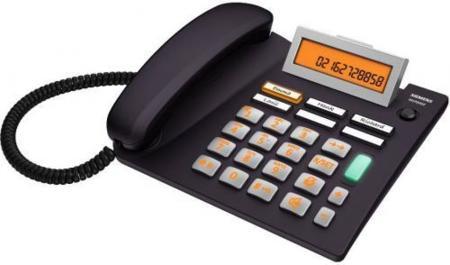 Gigaset Euroset 5040, teléfono con sensor de temperatura y movimiento