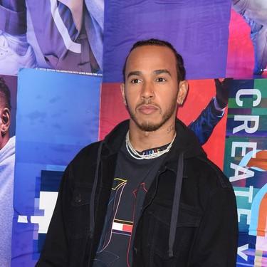 Lewis Hamilton y Pelayo Díaz presentan la nueva colección de Tommy Hilfiger