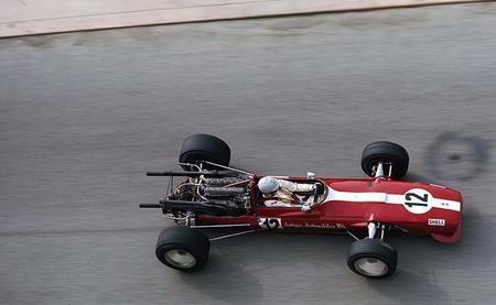 Vic Elford Cooper T86 GP Mónaco 1969