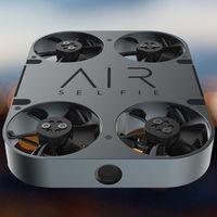 AirSelfie2, nueva versión actualizada del dron de bolsillo diseñado para los amantes de los selfies
