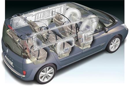 Renault Espace (airbags)