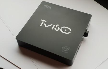 Tviso Mini PC, análisis: un TV Box que busca su propio camino uniendo plataformas y retransmisiones en directo