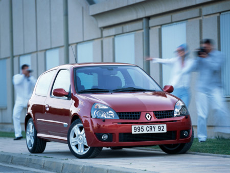 Renault Clio Rs 02