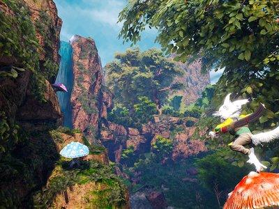 Biomutant es anunciado oficialmente, el rumoreado RPG de acción que estaba preparando THQ Nordic [GC 2017]