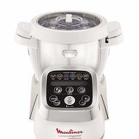 El robot de cocina Moulinex Cuisine Companion HF802AA1 está rebajado a 399 euros sólo hoy hasta medianoche en Amazon