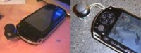 Joysticks adicionales para la PSP