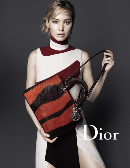 Dior Be Dior Jennifer Lawrence Aw15 05