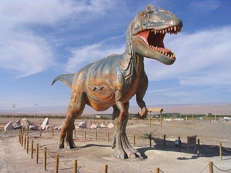 Experiencia sí, dinosaurios no
