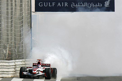 El primer cambio de motor no se penalizará en 2008