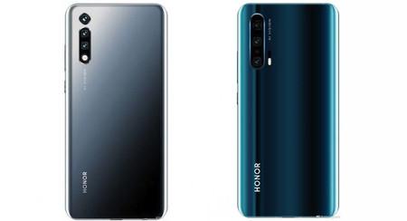 Honor 20 y Honor 20 Pro: se filtran todos los detalles de sus cámaras