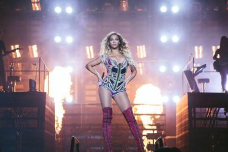 Beyoncé para Emilio Pucci