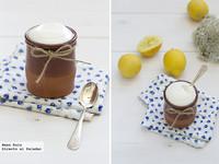 Las recetas de nuestras madres: mousse rápida de limón