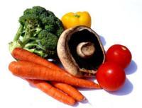 A qué equivale una porción de vegetales