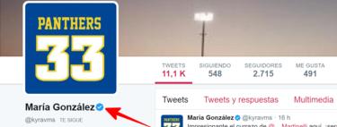 Qué es una cuenta verificada de Twitter