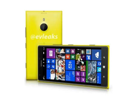 Especificaciones Nokia Lumia 1520 filtradas, phablet Windows Phone fuera de serie