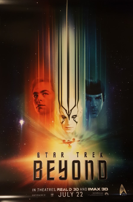 Cartel alternativo de Star Trek Beyond